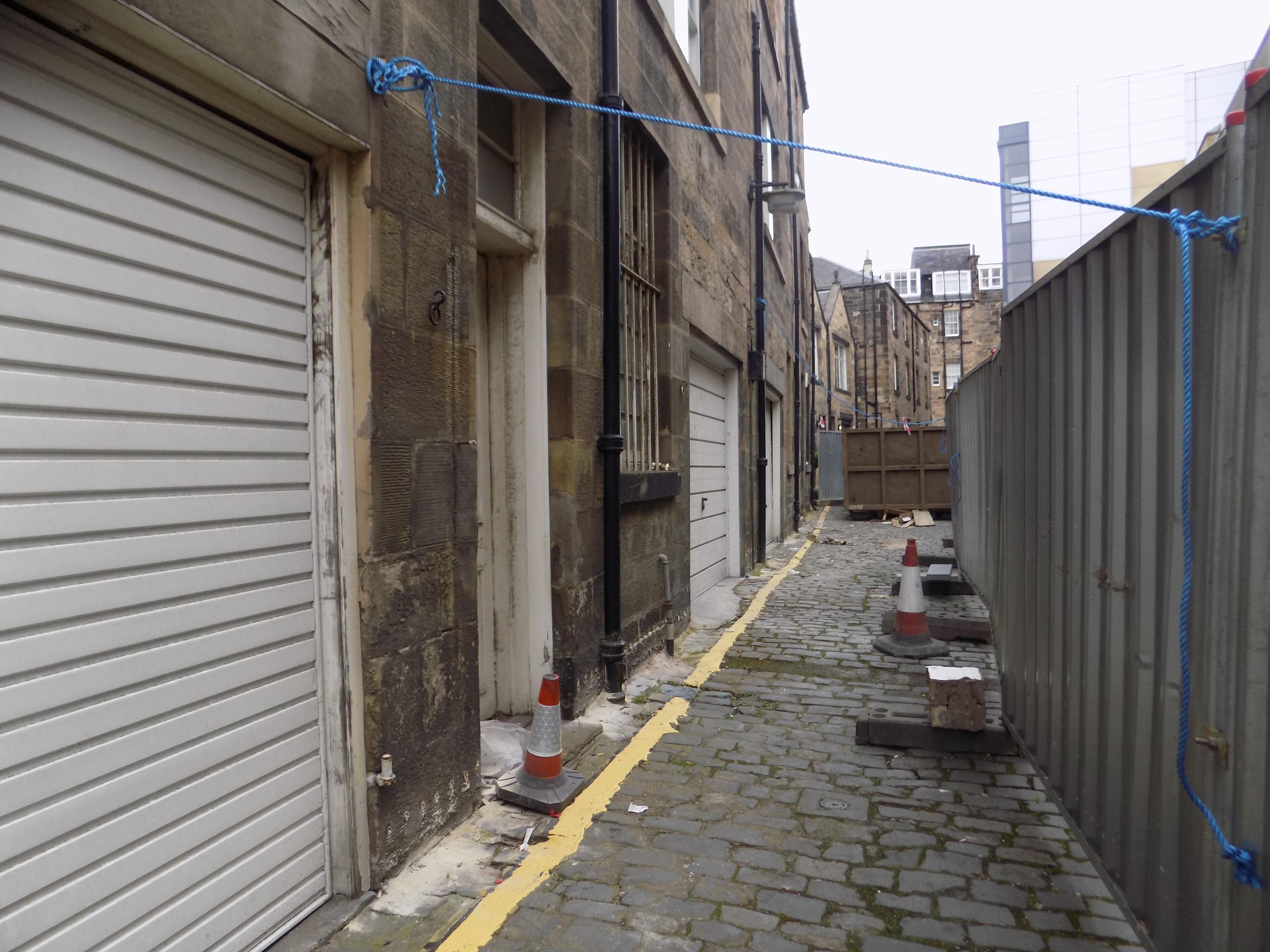 Damp Proof Course Edinburgh Kingston Property Preservation
